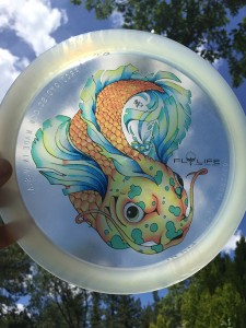 Fish Fly Life Disc