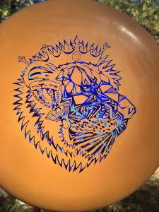 Lion Fly Life Disc